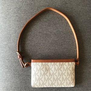 Michael Kors waist wallet